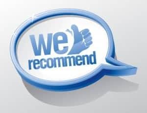 bigstock-We-recommend-shiny-speech-bubb-42004267