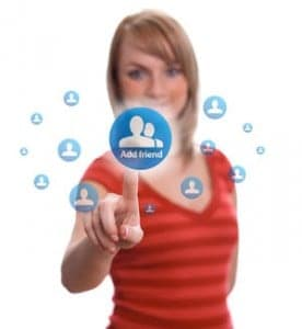 social media add friends 276x300 Get More Likes on Your Facebook Business Page and Make More Money (Yes You Can!)