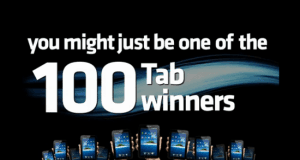 thumb 550 GalaxyTabGiveaway 300x160 Facebook Fan Page   How Do I Promote It? (Or Do I Need To?)