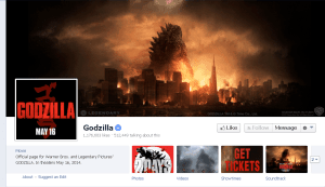 BN Godzilla Movie 300x173 Is Godzilla Social?