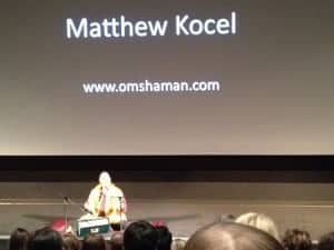 Matthew Kocel 300x225 Its Important To Connect With Social Media From Live Events