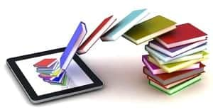 BN - CCLAP - books out of iPad