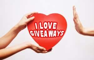 I Love Give Aways