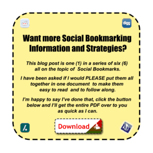 Get Your Free ebook; Social Bookmarking for Business