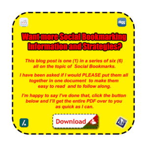 Get Your Free Social Bookmarking For Business ebook now